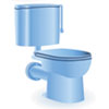 Vector Toilet Icon